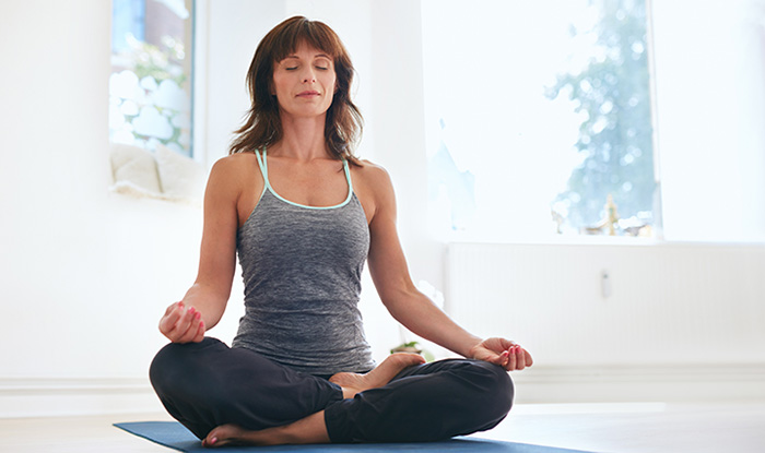 menopause symptoms exercise